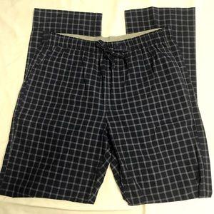 Gap light weight pajama pants with pockets
